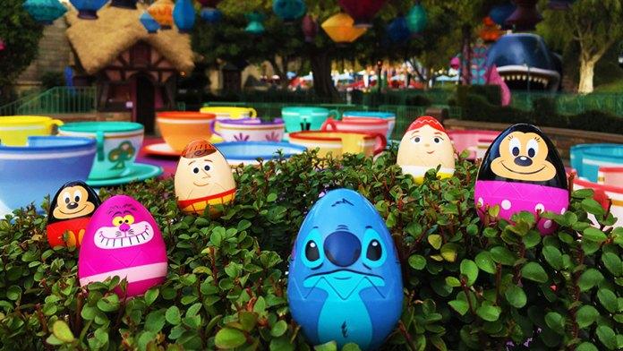 Epcot Eggstravaganza 2017 | Walt Disney World | Disney Egg Hunt