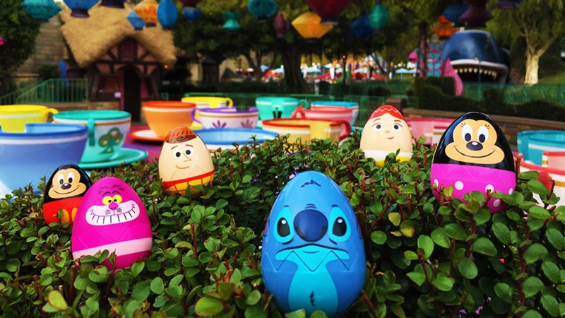 Epcot Eggstravaganza 2017 | Walt Disney World | Disney Egg Hunt