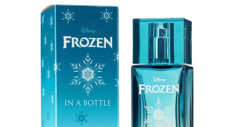 Frozen in a Bottle | Frozen Perfume in Epcot | Walt Disney World