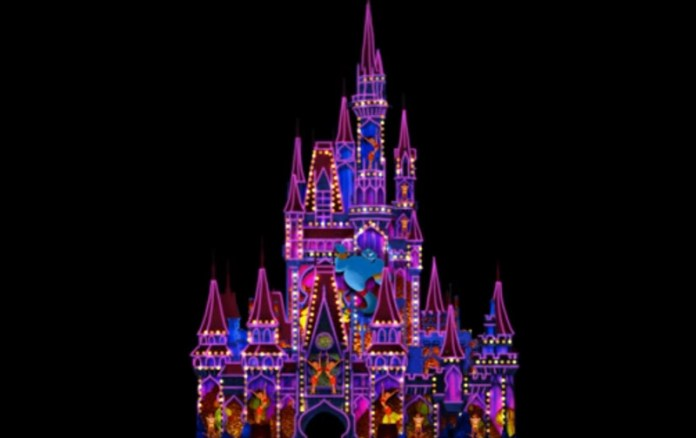 'Happily Ever After' Nighttime Spectacular Will Debut at Magic Kingdom Park May 12