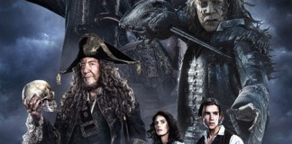 Pirates of the Caribbean: Dead Men Tell No Tales   Official Movie Poster from Disney