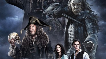 Pirates of the Caribbean: Dead Men Tell No Tales | Official Movie Poster from Disney