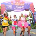 runDisney   2017 Disneyland Half Marathon   Pixar Character Theme