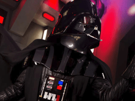 Darth Vader | Star Wars Galactic Nights | Hollywood Studios