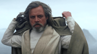 Luke Skywalker in The Force Awakens | Star Wars Episode VIII - The Last Jedi