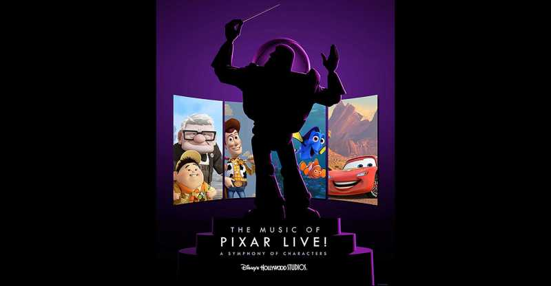 The Music of Pixar | Disney's Hollywood Studios | Walt Disney World