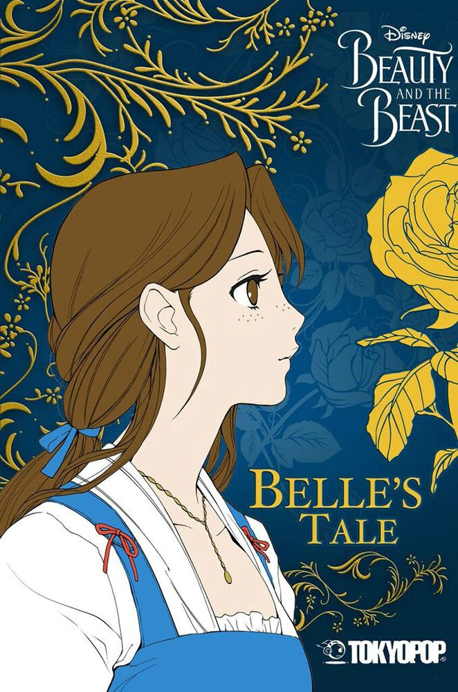 Beauty and the Beast | Belle's Tale | Tokyopop | Disney Comics and Manga