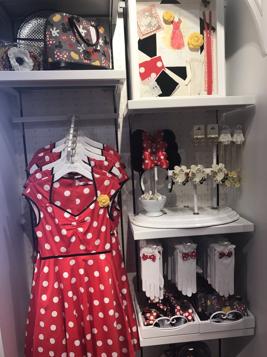 Disneybounding - The Dress Shop on Cherry Tree Lane Opens In Walt Disney World Today