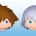 Kingdom Hearts in Disney Tsum Tsum | Kingdom Hearts 3 Release Date | Sora and Riku