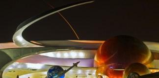 Mission SPACE | Epcot Future World | Walt Disney World
