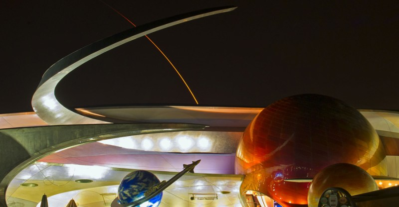 Mission SPACE | Epcot Future World | Walt Disney World