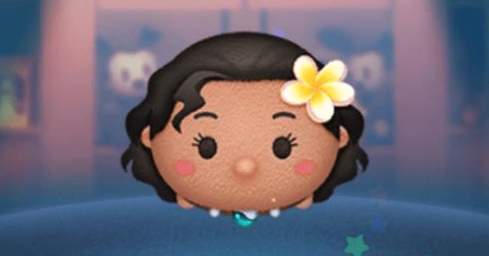 Moana | LINE Disney Tsum Tsum Game