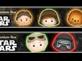 Star Wars Fight the Empire Event | Disney Tsum Tsum App