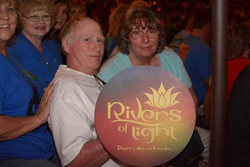 Rivers of Light PhotoPass Memory Maker Prop