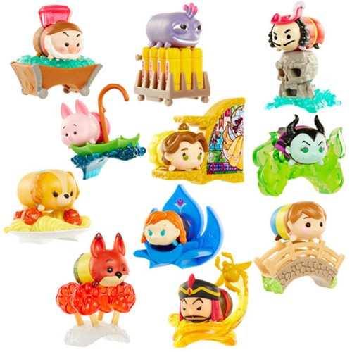 Disney Tsum Tsum Wave 6 Mini Figure Blind Bags Now