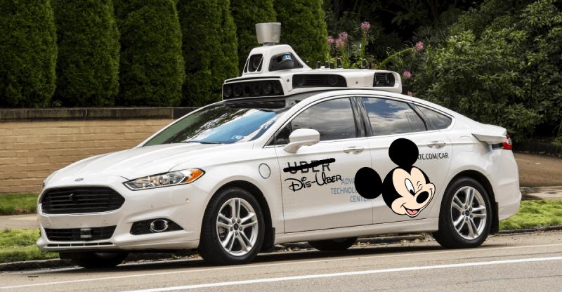 Disney Uber Service coming to Walt Disney World in Orlando Florida