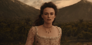 Elizabeth Swann is confirmed to be in Pirates 5: Dead Men Tell No Tales
