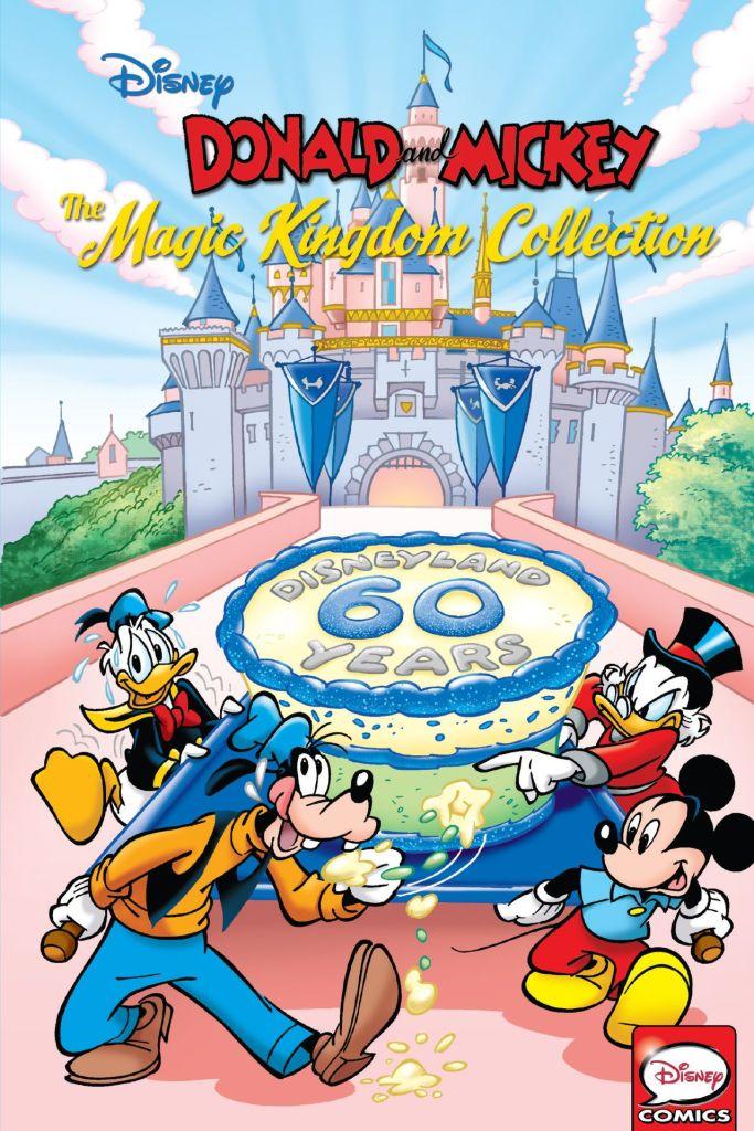 IDW Disney Comics | The Magic Kingdom Collection