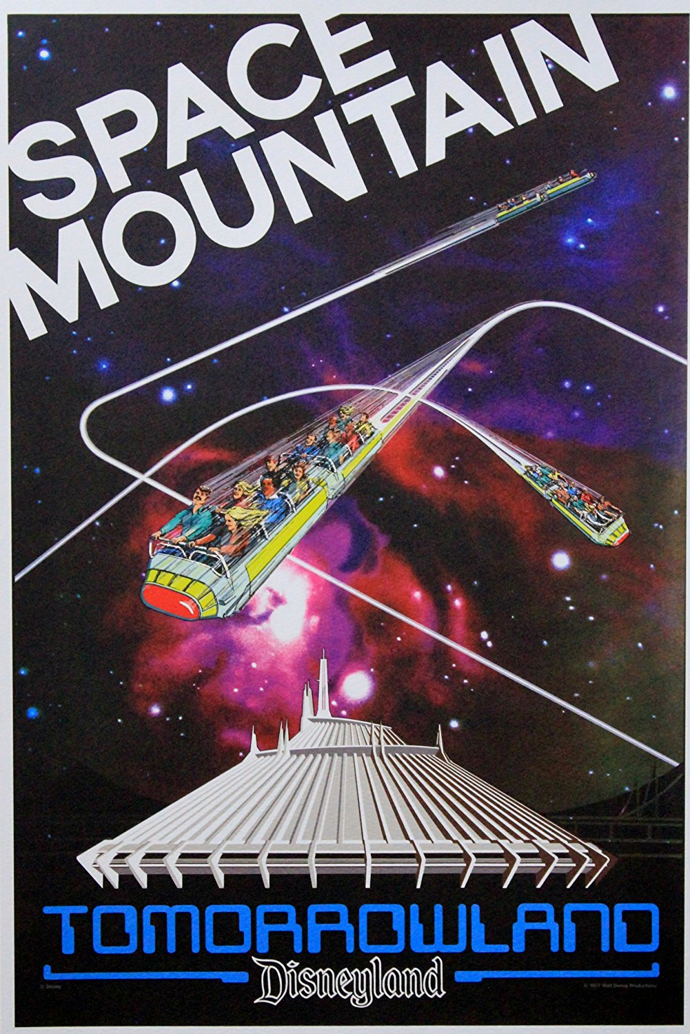 Disneyland's Space Mountain Returns to its Roots on June 1 ...