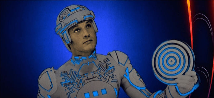 Personally, I'd like more TRON in my TRON ride. Tron was barely in TRON Legacy. (Photo: Disney)