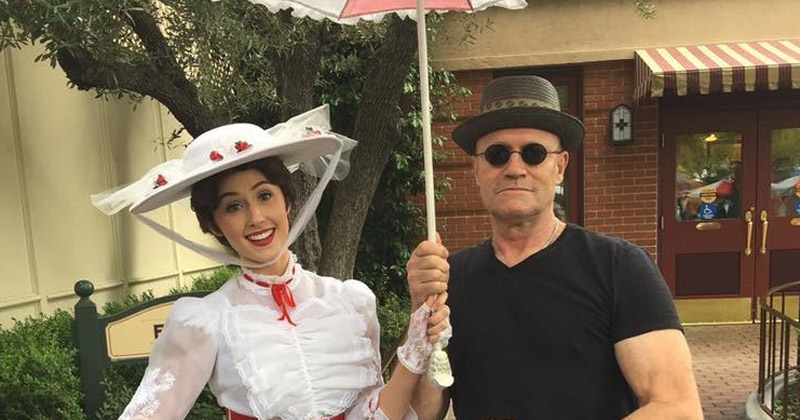 PHOTO - Yondu Meets Mary Poppins