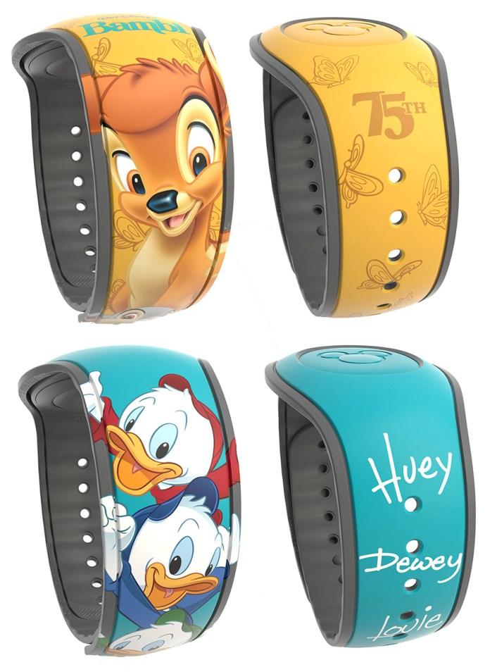 disney-magicbands-magic-band-bambi-75th-Donald's-nephews-huey-dewie-louie