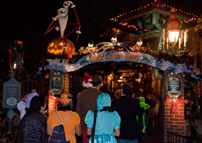 magical haunted mansion holiday and space mountain ghost galaxy attractions also at disneyland park the popular mickeys halloween party returns - Disneyland Hours Halloween