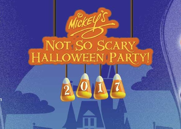 mickeys not so scary halloween party map 2017 is out the kingdom insider