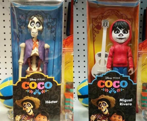 New Disney Pixar Coco Toys From Mattel Spotted The