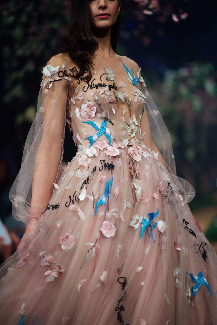 Fairy Tale Themed Fashion Show