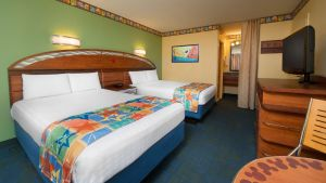 Does All Star Movies Resort Have King Beds