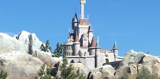 Be Our Guest Beat's Castle