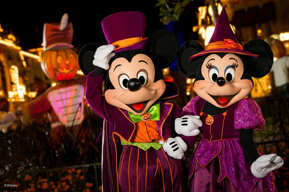 2018 Tickets for Mickey's Not-So-Scary Halloween Party, Mickey's Very Merry Christmas Party Now on Sale