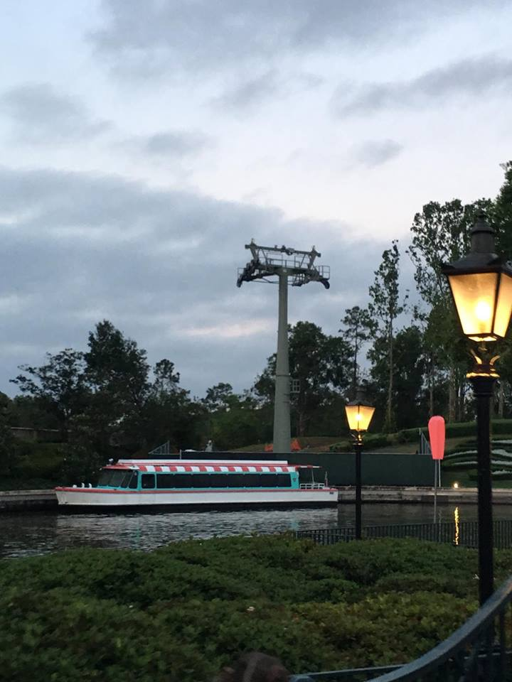 Exclusive Construction Photos of Guardians of the Galaxy and Disney's Skyliner