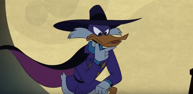 Some Fans Upset Over Darkwing Duck Cameo on DuckTales-- But There's Hope