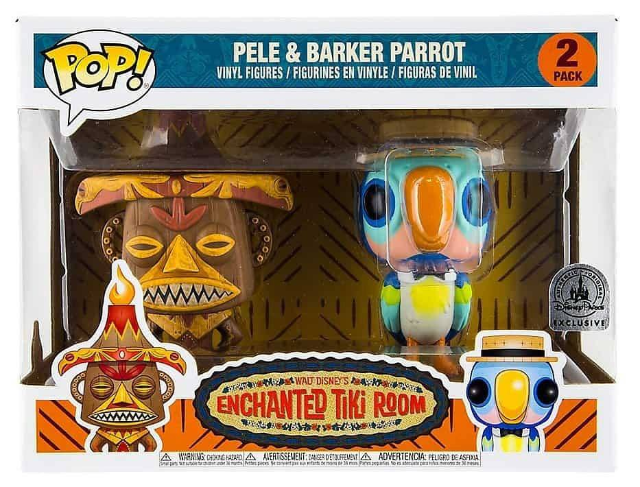 Disney Enchanted Tiki Room Pop Vinyl Set Coming on June 23
