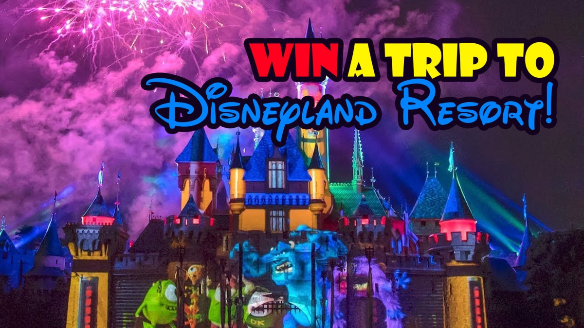 CONTEST - Let TKI Send You on a Disneyland Vacation! Disneyland Resort Vacation Giveaway!