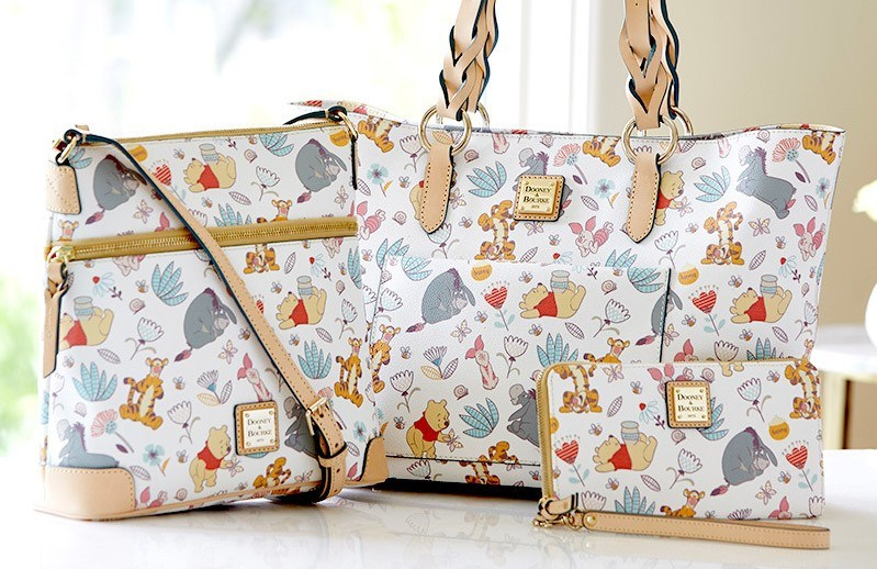 Disney Winnie the Pooh Dooney and Bourke Bags Coming July 13th