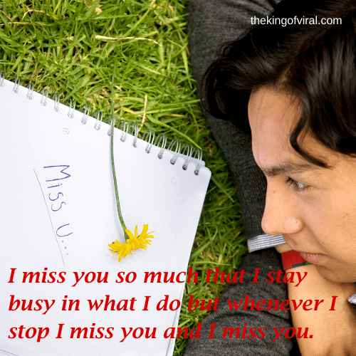i Miss u quotes images