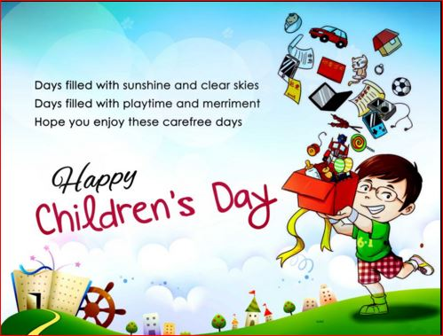 happy childre's day Quotes