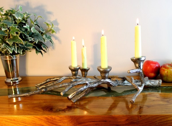 Tree Branch Candle Holders Centerpieces