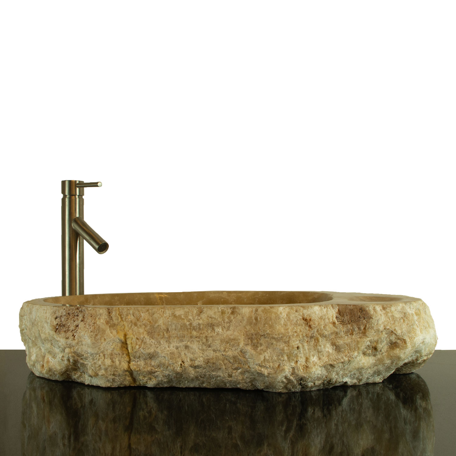 onyx marble counter top vessel sink with soap dish onxtdd 02 the kings bay