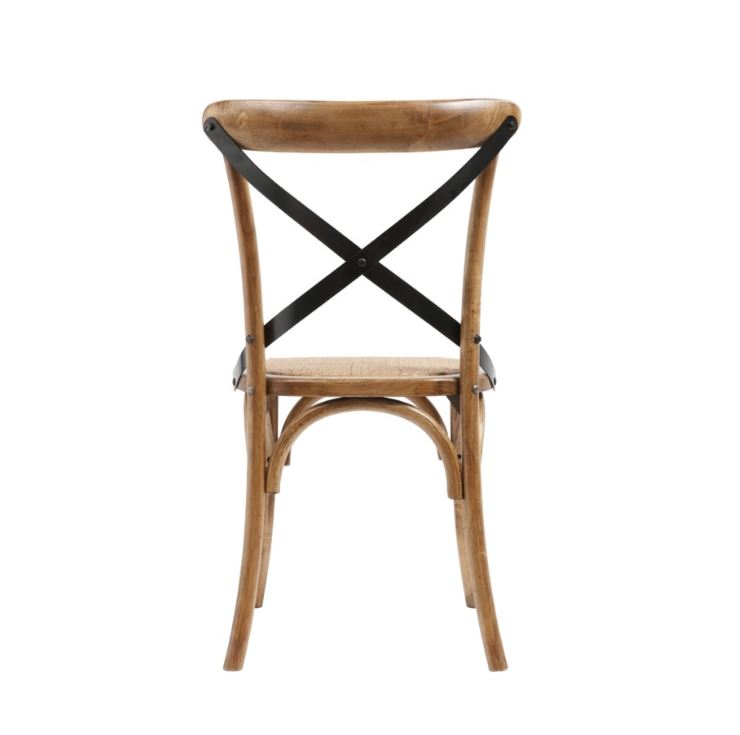 bentwood cane seat chairs how many yards of fabric to reupholster a chair pair with bent farmhouse wood and criss cross