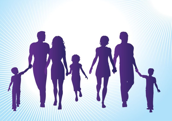 FreeVector-Family-Vector