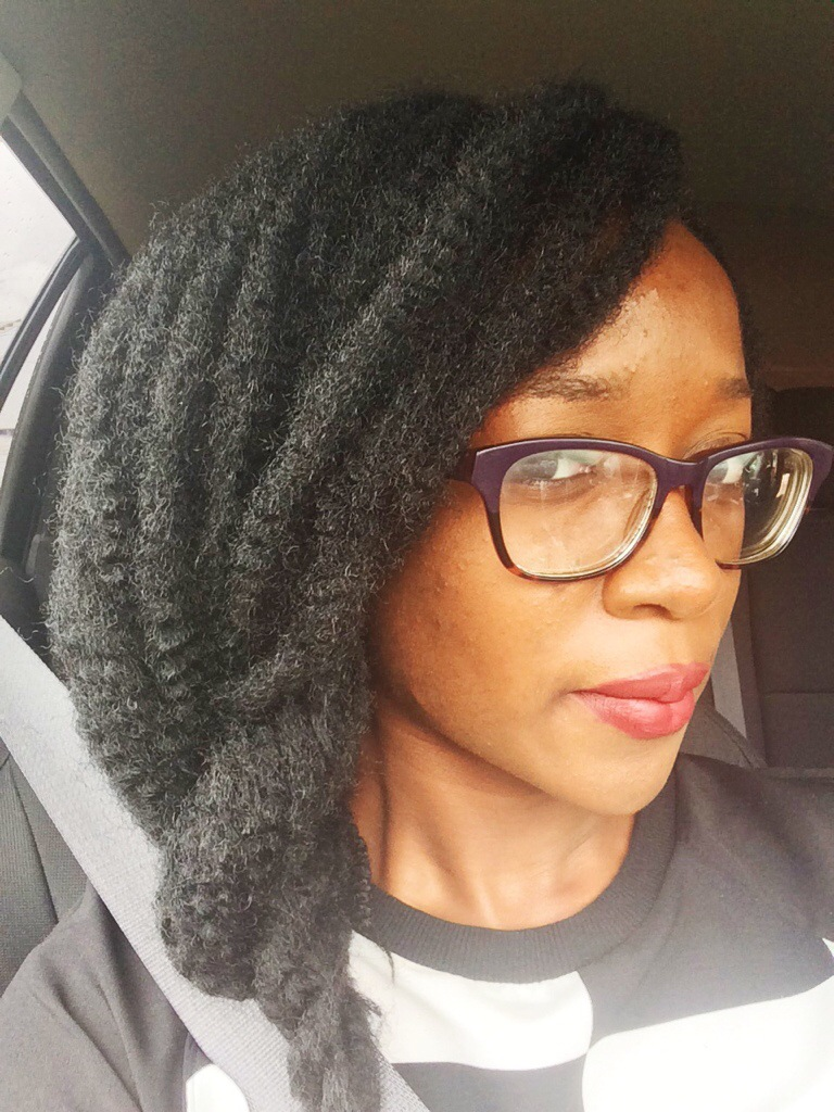 A Picture Tutorial Crochet Braids with Kinky Extensions  The Kink And I