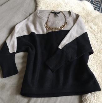 BCBG sweater: $55