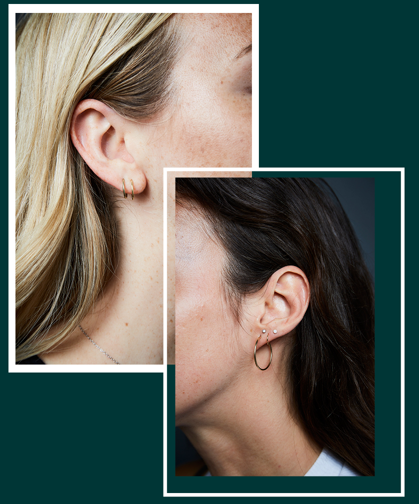 hight resolution of we test drove the constellation ear piercing trend