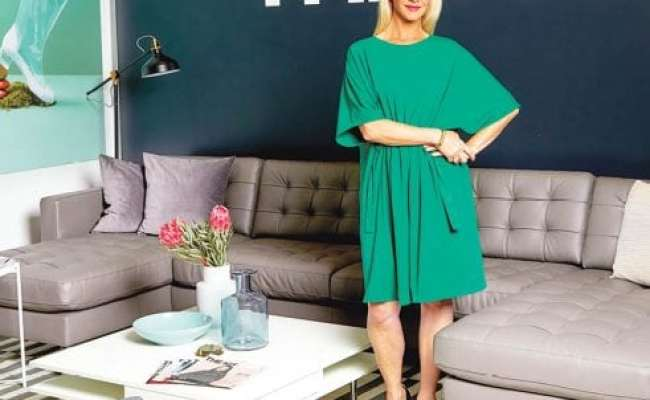 A Chic Office Makeover Using Ikea Canada Office Furniture