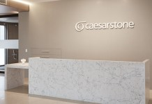 Caesarstone Melbourne showroom