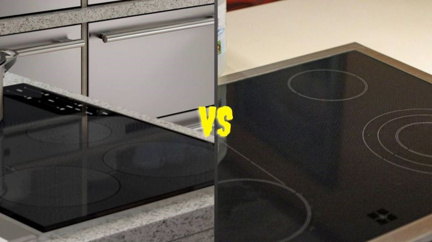 Induction Cooktop VS Glass Top